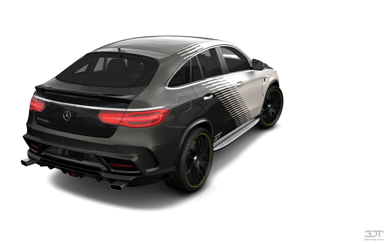 Mercedes GLE'16 by raptor2405