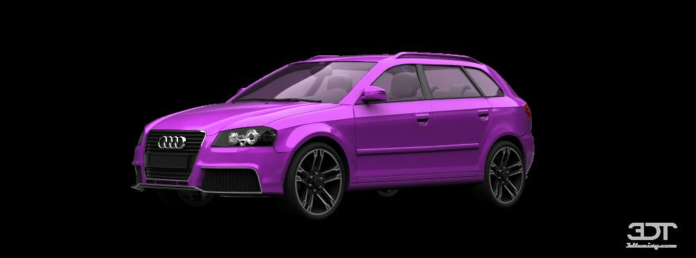 Audi A3 5 Door Hatchback 2011 tuning