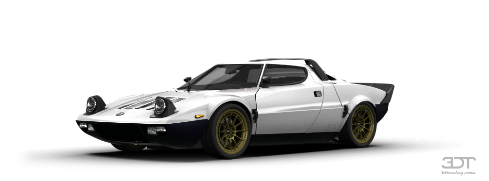 My Perfect Lancia Stratos Hf