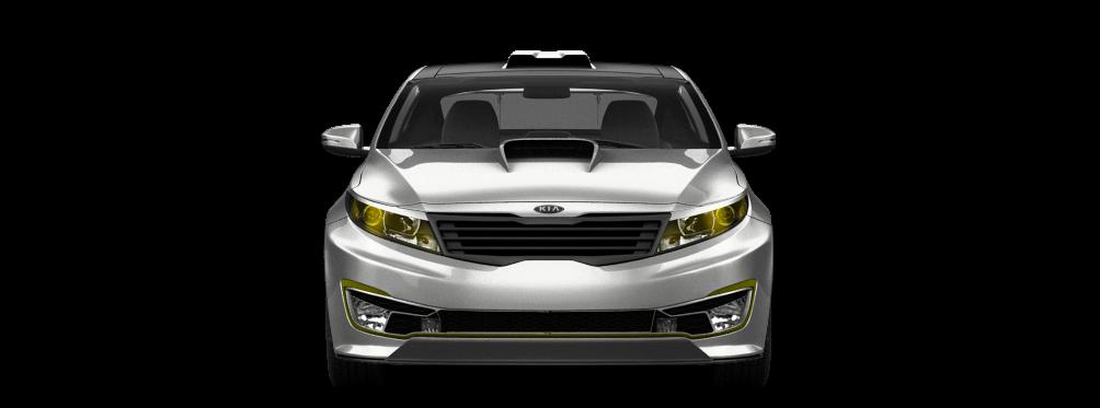 Kia Optima Sedan 2011