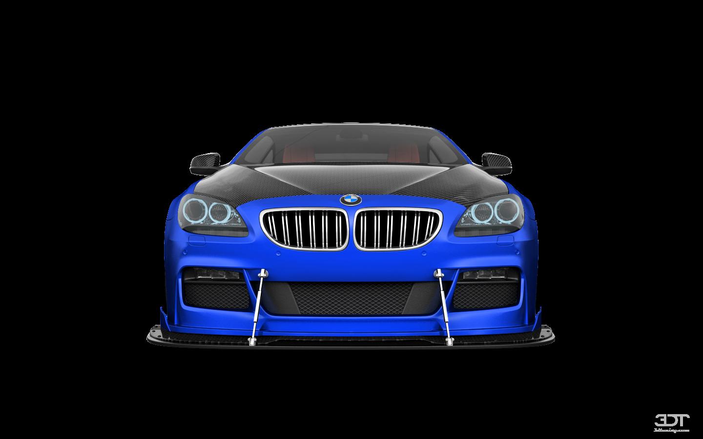 BMW 6 Series 2 Door Coupe 2011