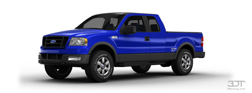 Tuning Ford F 150 Extended Cab 2006 Online Accessories