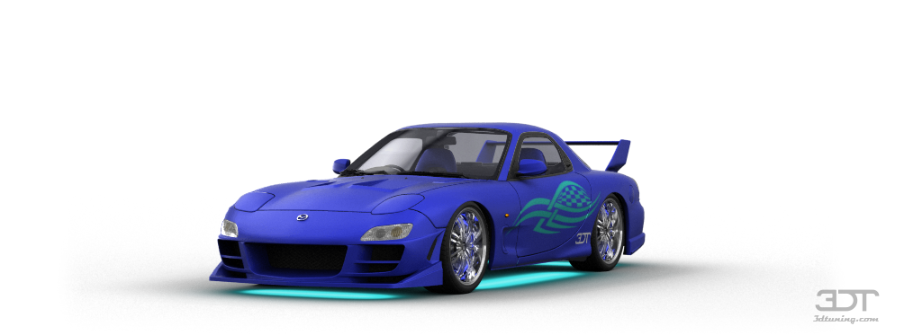 Mazda RX-7'97
