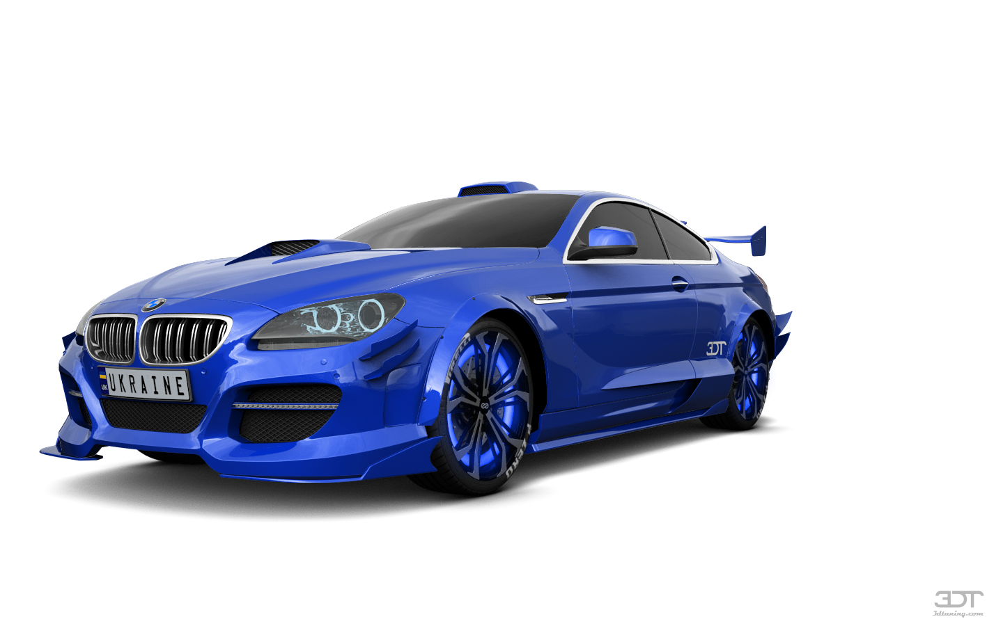 BMW 6 Series 2 Door Coupe 2011 tuning