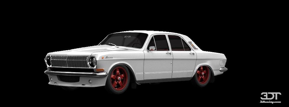 GAZ Volga 24 Sedan 1967 tuning