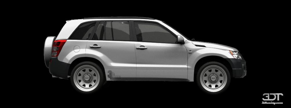 3DTuning of Suzuki Grand Vitara Crossover 2005 3DTuning.com - unique on-line car configurator ...