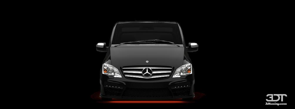 Mercedes Viano Van 2011