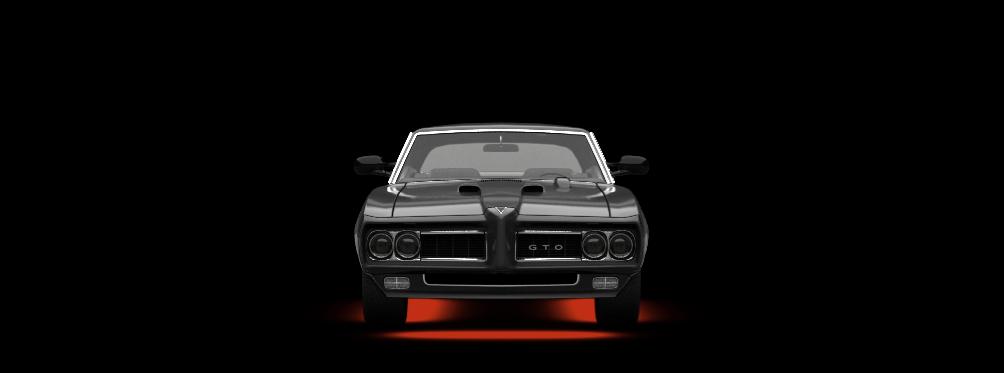 Pontiac GTO'68