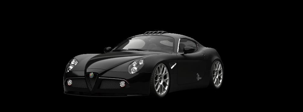 Alfa Romeo 8C Competizione Coupe 2007 tuning