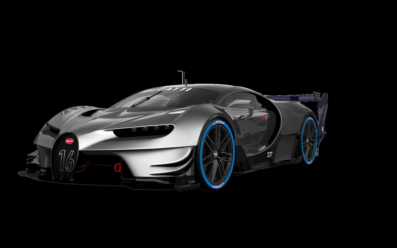 Bugatti Vision GT Supercar 2015 tuning