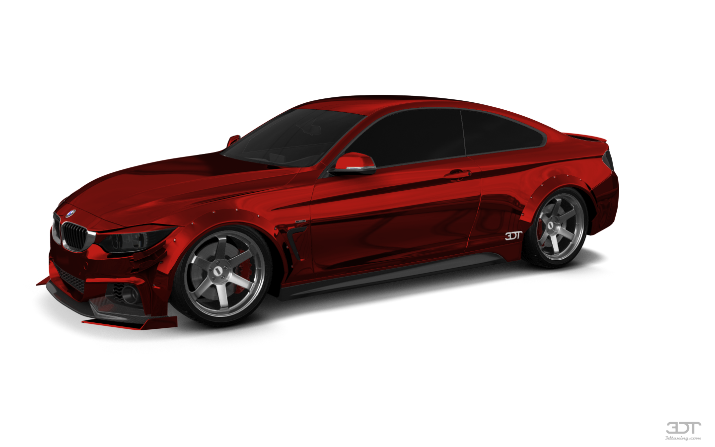 BMW 4 Series 2 Door Coupe 2014 tuning