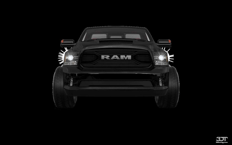 Dodge Ram 1500 Regular Cab 2 Door truck 2014