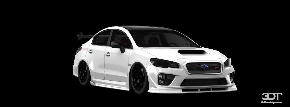 My Perfect Subaru Wrx Sti N R 3dtuning Probably The