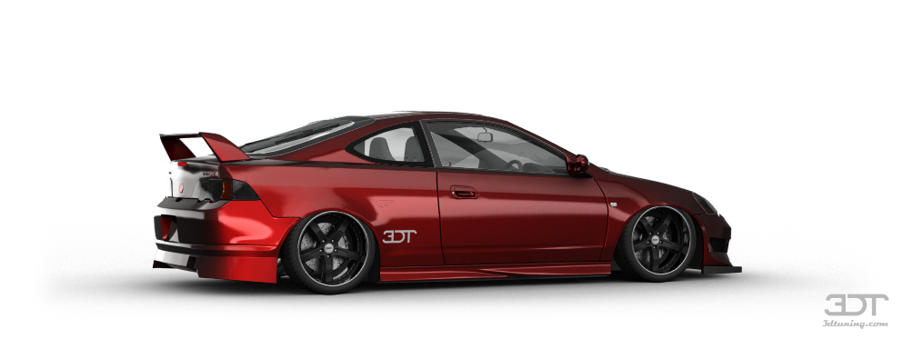 My Perfect Honda Integra Type R