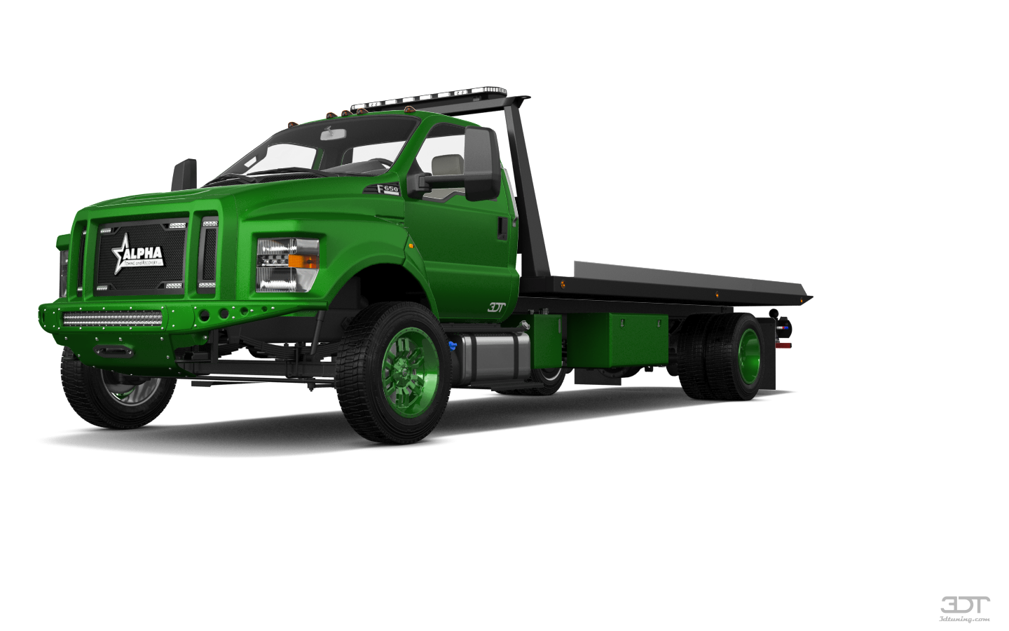 Ford F-650 Tow Truck'16