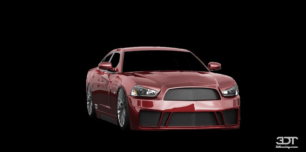 Dodge Charger SRT8'12