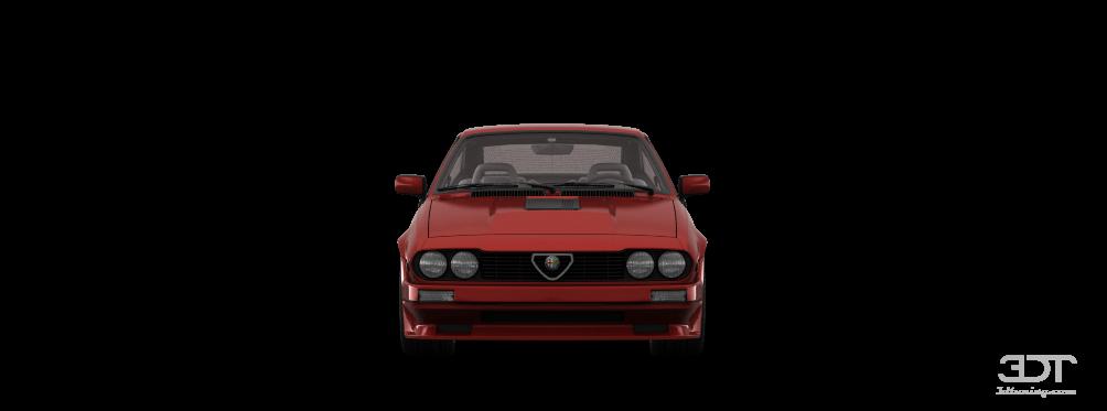 Alfa Romeo GTV6'86