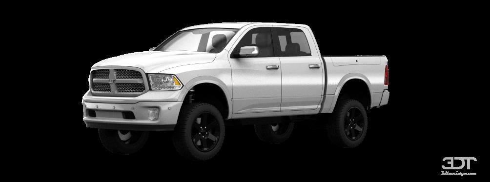 Dodge RAM 1500 Crew Cab Truck 2014 tuning