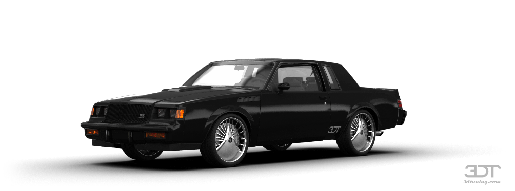 Buick Regal Coupe 1987 tuning