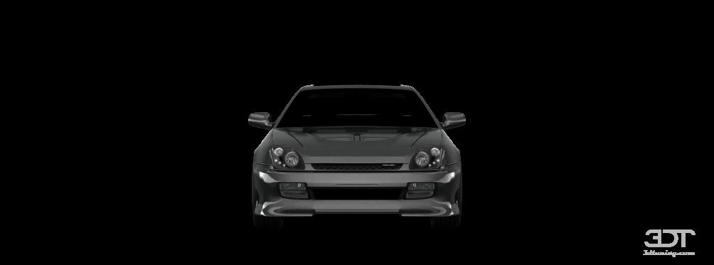 Honda Prelude SiR'00