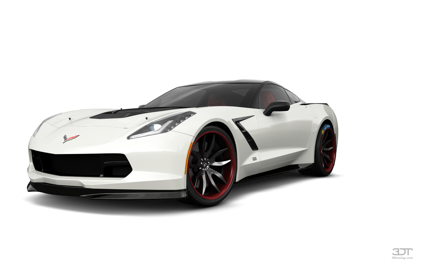 My perfect Chevrolet Corvette C7