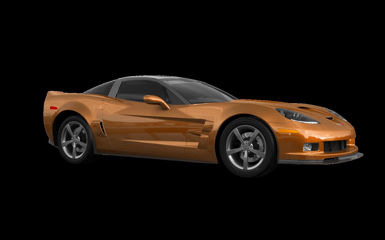 Chevrolet Corvette 2 Door Coupe 2004 tuning