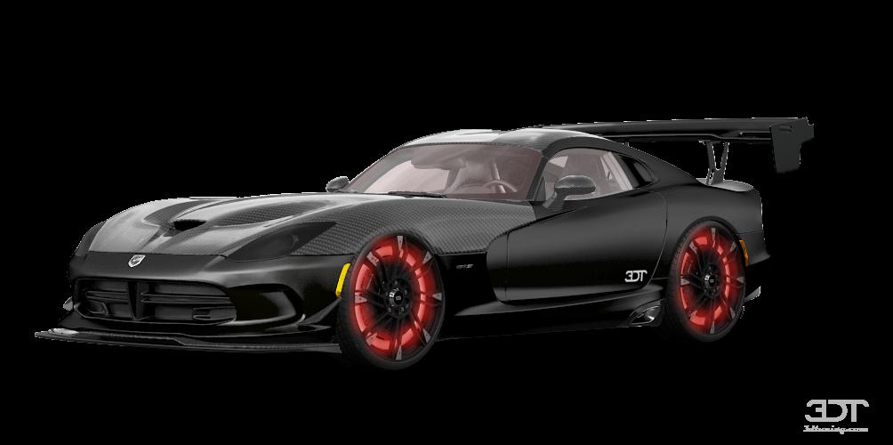 Dodge SRT Viper 2 Door Coupe 2013 tuning