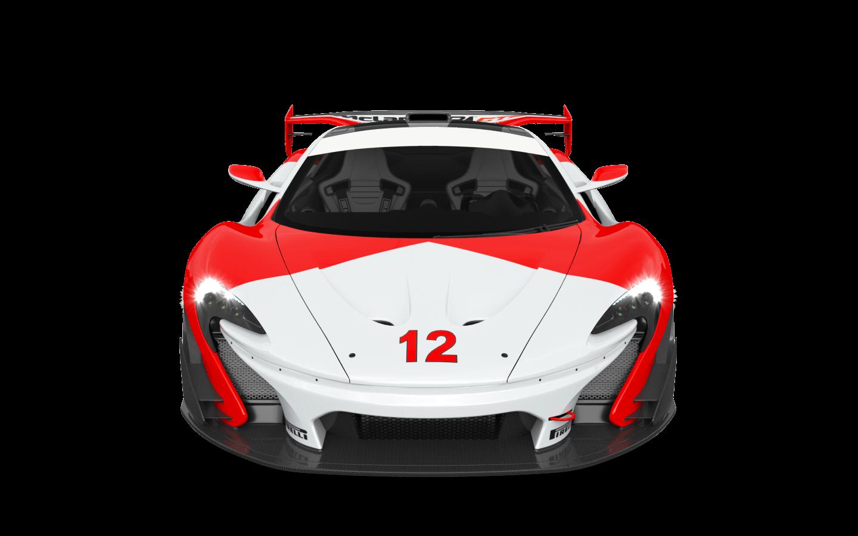 McLaren P1'13