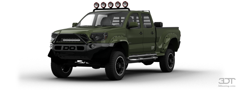 3dtuning Of Toyota Tacoma Truck 2012 3dtuning Com Unique