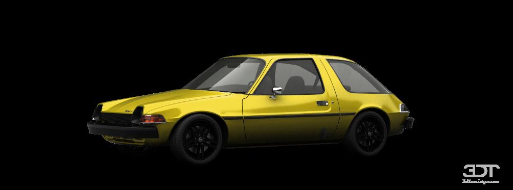AMC Pacer X'75