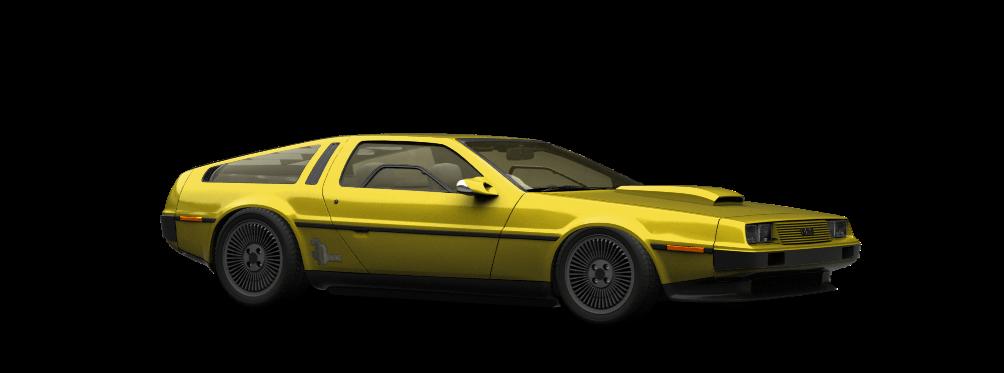 DeLorean DMC-12 Coupe 1981 tuning