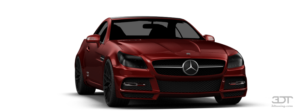 Mercedes SLK class'12
