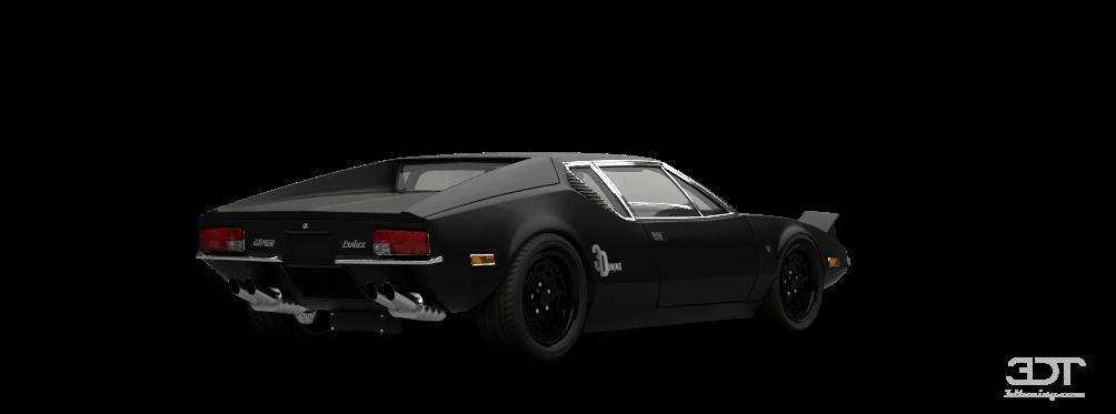 De Tomaso Pantera Coupe 1971 tuning