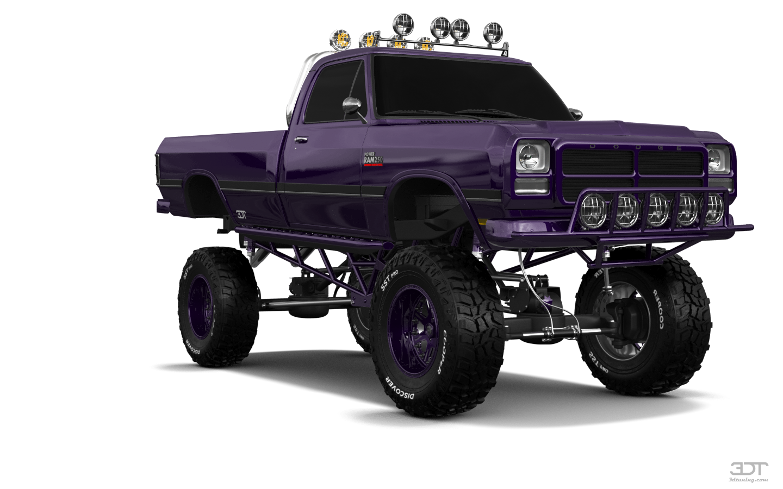 Dodge Ram'91
