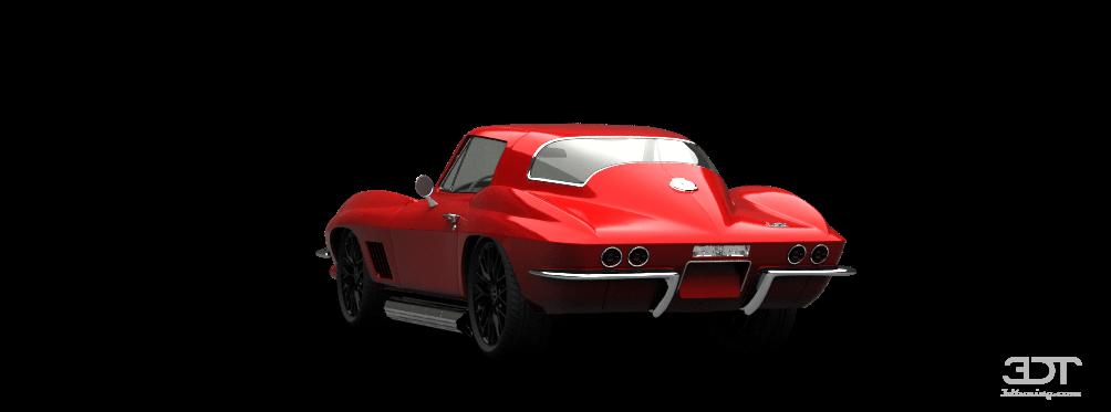 Chevrolet Corvette Coupe 1964 tuning