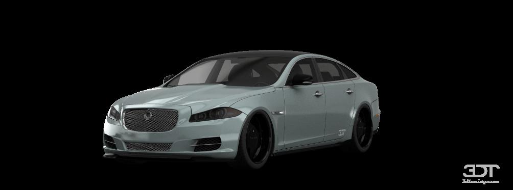 Jaguar XJ'09