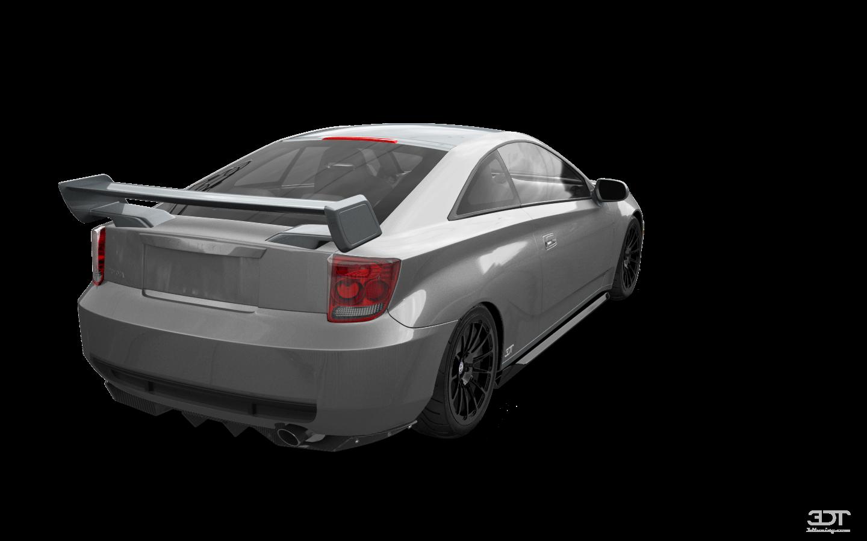 Toyota Celica 3 Door Liftback 2005 tuning
