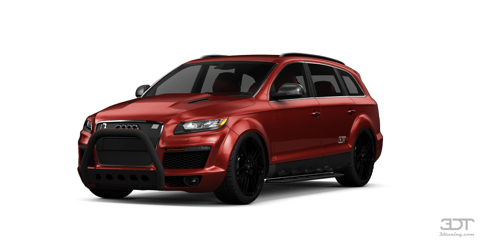 3dtuning Of Audi Q7 5 Door Suv 2010 3dtuning Com Unique