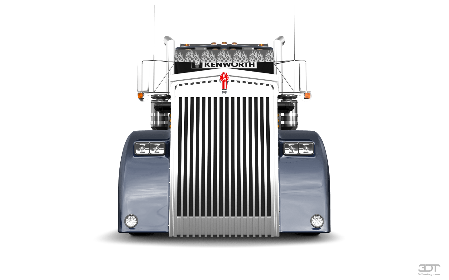 Kenworth W900 Sleeper Cab Truck 2015