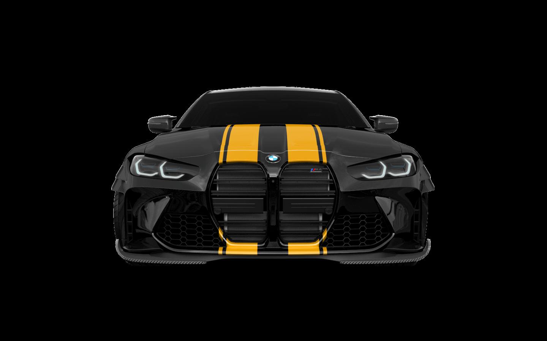 BMW 4 Series 2 Door Coupe 2021