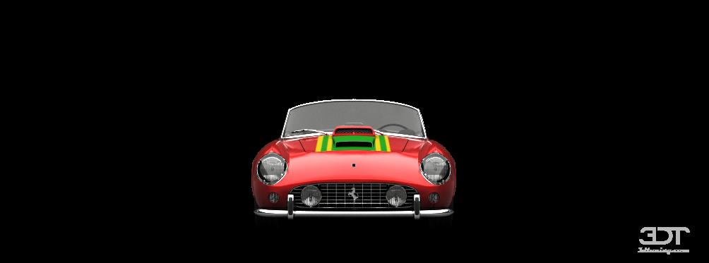 Ferrari 250 GT California Coupe 1957