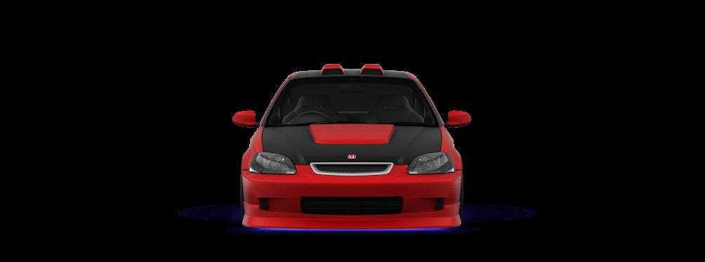 Honda Civic Type-R 3 Door 1997