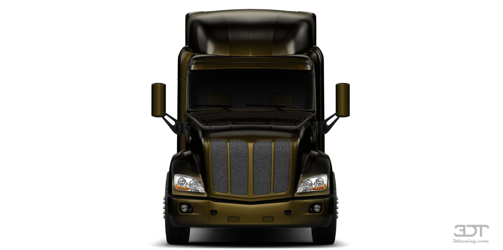 Peterbilt 579 72'' Sleeper'12