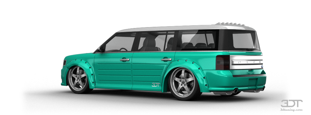 custom ford flex paint - photo #22