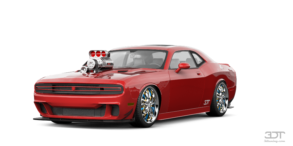 3dtuning of dodge challenger 2 door coupe 2109 unique on line car configurator. Black Bedroom Furniture Sets. Home Design Ideas