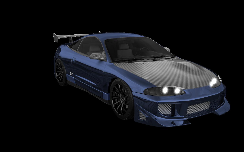 Mitsubishi Eclipse GSX'95