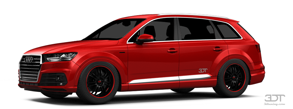 3dtuning Of Under Construction Audi Q7 Suv 2016 3dtuning