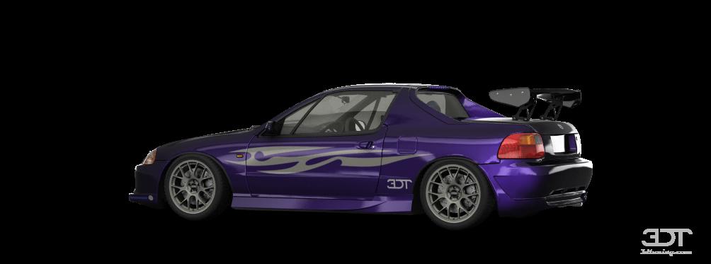 Honda CR-X Del Sol SiR'95