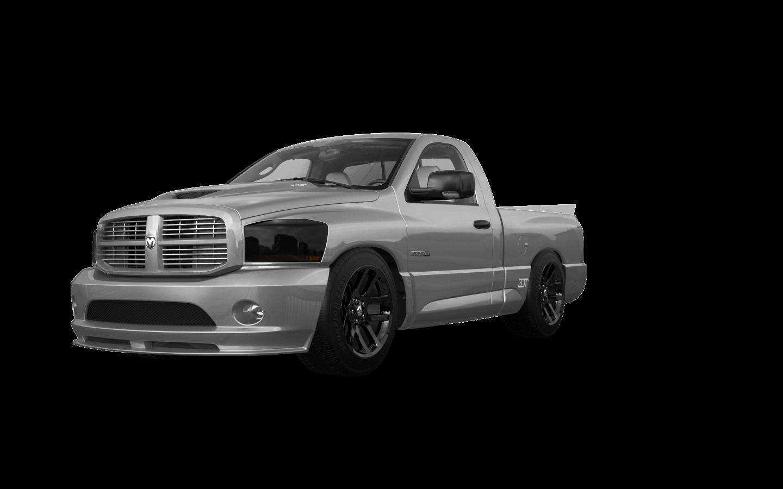 Dodge Ram SRT-10 2 Door pickup truck 2006 tuning