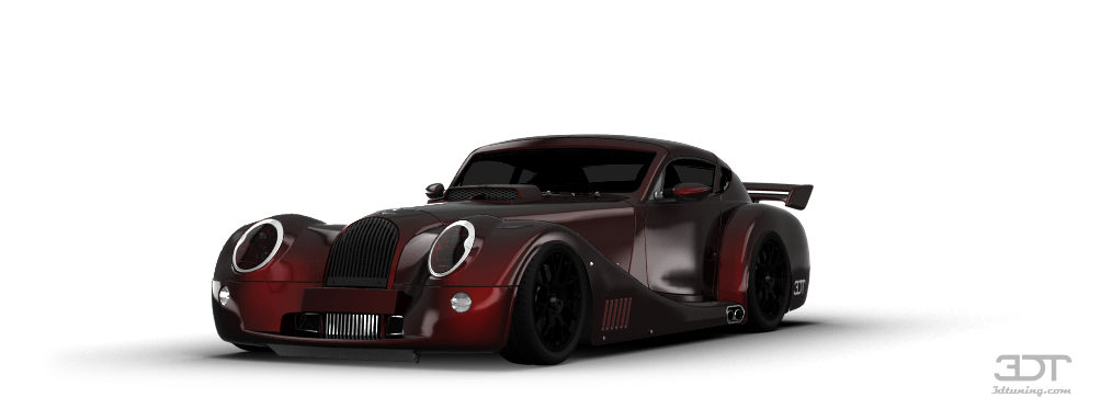 Morgan Aero SuperSports Coupe 2011 tuning